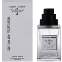 The Different Company Limon De Cordoza eau de toilette unisex