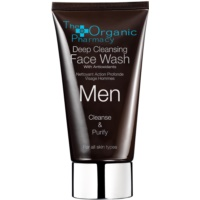 The Organic Pharmacy Men gel di pulizia profonda
