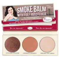 theBalm Smoke Balm with Foil paleta očných tieňov