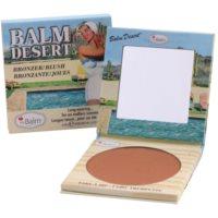 theBalm Desert blush com efeito bronzeador