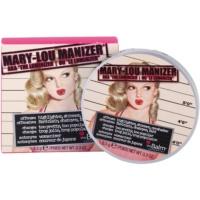 theBalm Mary - Lou Manizer corector iluminator, pudra cu efect de stralucire si fard de ochi intr-unul singur