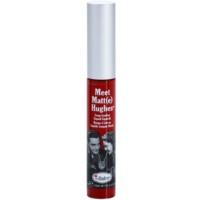 theBalm Meet Matt(e) Hughes langanhaltender flüssiger Lippenstift