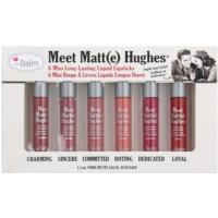 theBalm Meet Matt(e) Hughes lote cosmético I.
