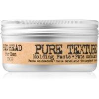 TIGI Bed Head For Men Modellierende Haarpaste für Definition und Form