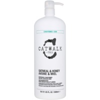 TIGI Catwalk Oatmeal & Honey Nourishing Conditioner for Dry and Damaged Hair