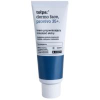 овлажняващ дневен крем за подмладяване на кожата на лицето