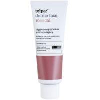 crema de noche regeneradora  para pieles sensibles con tendencia a las rojeces