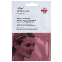 Soothing Mask for Red and Irritated Skin For Face, Neck And Chest