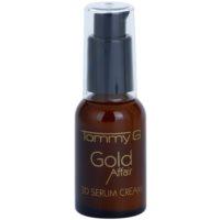 Creme-Serum für die Regeneration und Erneuerung der Haut
