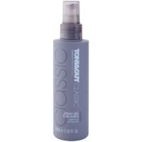 gel en spray para cabello ondulado