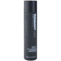 šampon a kondicionér 2 v 1 proti lupům