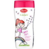 Körpermilch für Kinder