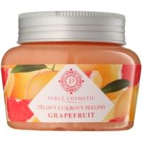 cukrový peeling s grapefruitem