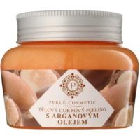 cukrový peeling s arganovým olejom