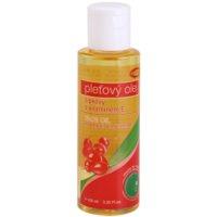 šípkový olej s vitamínem E