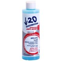 tiefenreinigendes Tonikum zur Reduzierung der Poren