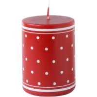 dekorativní svíčka   (Pillar 60 - 80)
