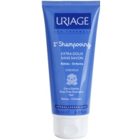 jemný šampón na vlasy