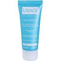 gel crema hidratant pentru piele normala si mixta