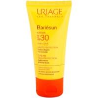 leichte schützende Gesichtscreme  SPF 30