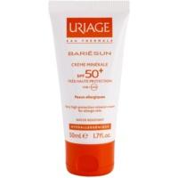 ralisierende schützende Creme für das Gesicht und Körper SPF 50+