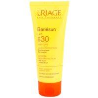 loción protectora para rostro y cuepro de textura extra suave SPF 30