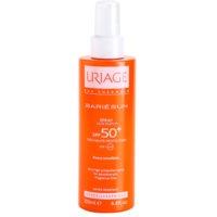 parfümmentes napozó spray SPF 50+