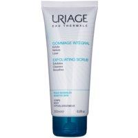 gel limpiador exfoliante para pieles sensibles