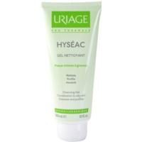 Uriage Hyséac tisztító gél kombinált és zsíros bőrre