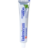 Vademecum Expert Express White 10 Tandpasta  met Whitening Werking