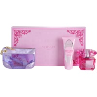 Versace Bright Crystal Absolu darilni set IV.
