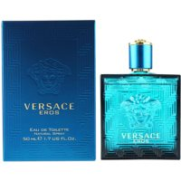 Versace Eros Eau de Toilette for Men 50 ml