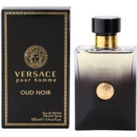 Versace Pour Homme Oud Noir Eau de Parfum for Men