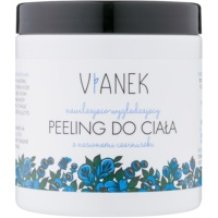 vyhlazující tělový peeling s hydratačním účinkem