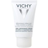 desodorizante cremoso para pele sensível