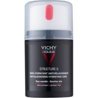 Vichy Homme Structure S krem nawilżający do skóry zwiotczałej