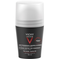 Vichy Homme Deodorant Roll-On Deodorant  To Treat Excessive Sweating