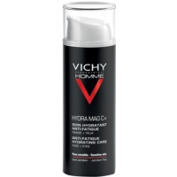 Vichy Homme Hydra-Mag C nawilżający krem-żel przeciw oznakom zmęczenia pod oczy