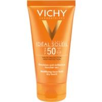Vichy Capital Soleil schützendes, mattes Fluid für das Gesicht SPF 50