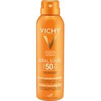 Vichy Capital Soleil nevidno vlažilno pršilo SPF 50