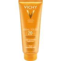 Vichy Idéal Soleil захисне зволожуюче молочко для шкіри обличчя та тіла SPF 20