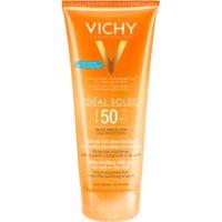 ultralösliche Gel-Lotion für feuchte oder trockene Haut SPF 50