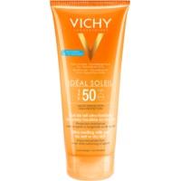 gel ultra fundente para aplicar sobre piel seca o mojada SPF 50