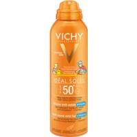 protector solar en spray anti arena para niños SPF 50+