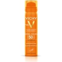 Erfrischendes Sonnenspray für das Gesicht SPF 50