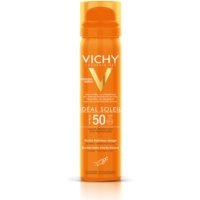 spray bronceador refrescante facial SPF 50