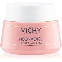 Vichy Neovadiol Rose Platinium Crema de día iluminadora y fortificante para pieles maduras