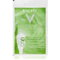 Vichy Mineral Masks mascarilla facial calmante con aloe vera