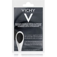 Vichy Mineral Masks Cleansing Mask with Activated Charcoal