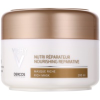 Nourishing Reparative Rich Mask For Dry And Damaged Hair